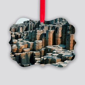 Giant's Causeway Picture Ornament