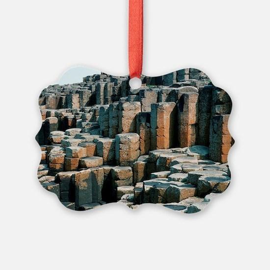 Giant's Causeway Ornament