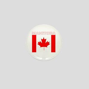 Manitoba Mini Button
