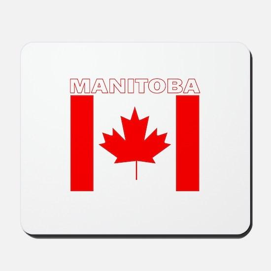 Manitoba Mousepad
