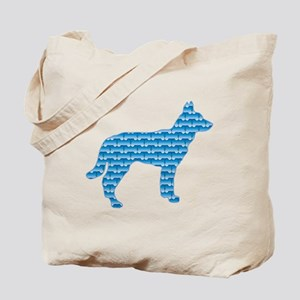 Bone Jindo Tote Bag