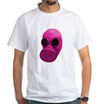 Pink Gas Mask T-Shirt