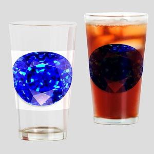 Sapphire Drinking Glass