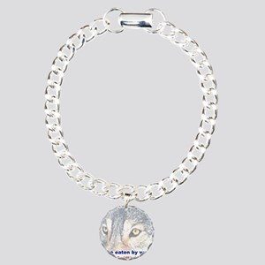 THOSE WHO ACT LIKE SHEEP Charm Bracelet, One Charm