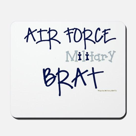 Air Force BRATS Mousepad