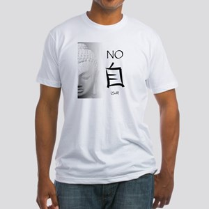 No Self Fitted T-Shirt
