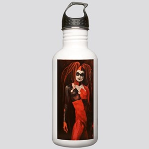 Winter Harlequin II Stainless Water Bottle 1.0L