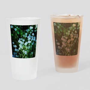 Alaska Flowers 9 Drinking Glass