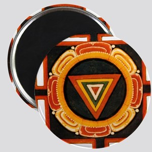 Kali Yantra Magnet