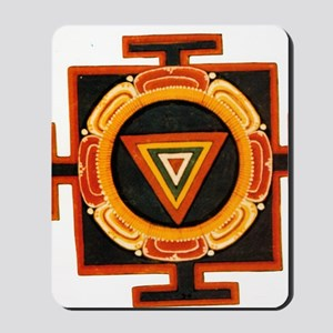 Kali Yantra Mousepad