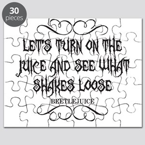 shakes loose Puzzle