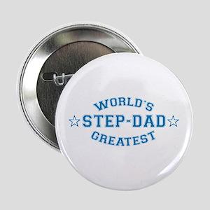 World's Greatest Step-Dad Button