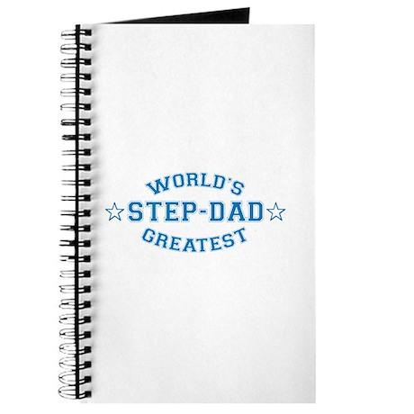 World's Greatest Step-Dad Journal
