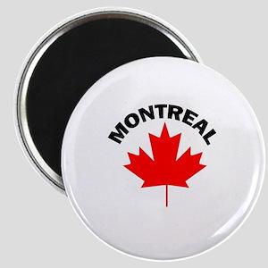 Montreal, Quebec Magnet