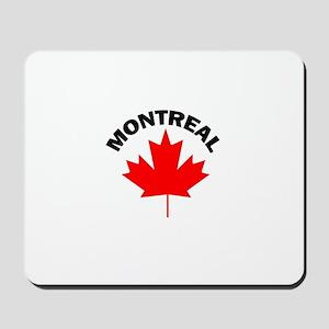 Montreal, Quebec Mousepad