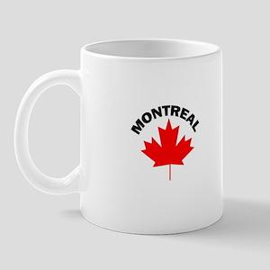 Montreal, Quebec Mug