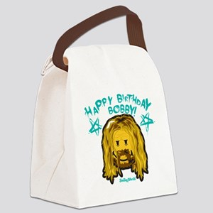 Bobby Smiley Canvas Lunch Bag