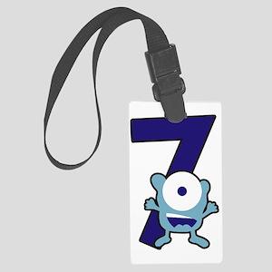 Ziffer 7 Large Luggage Tag