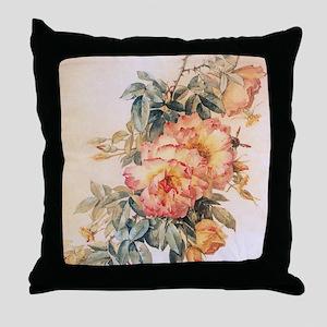 or_queen_duvet_2 Throw Pillow