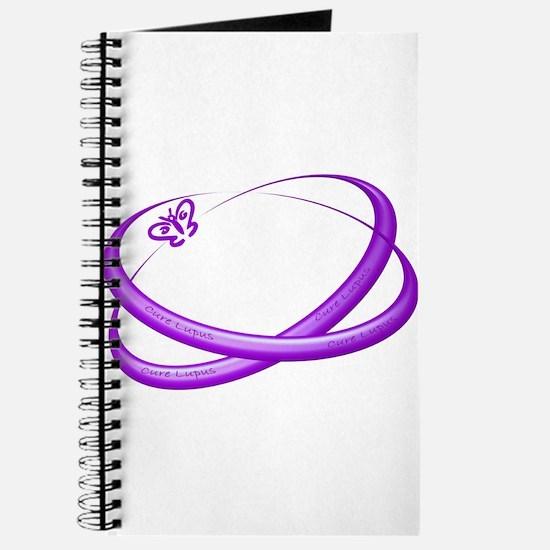 Lupus Butterfly Loop Journal