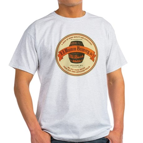 Mumm Brewery, Inc. Light T-Shirt