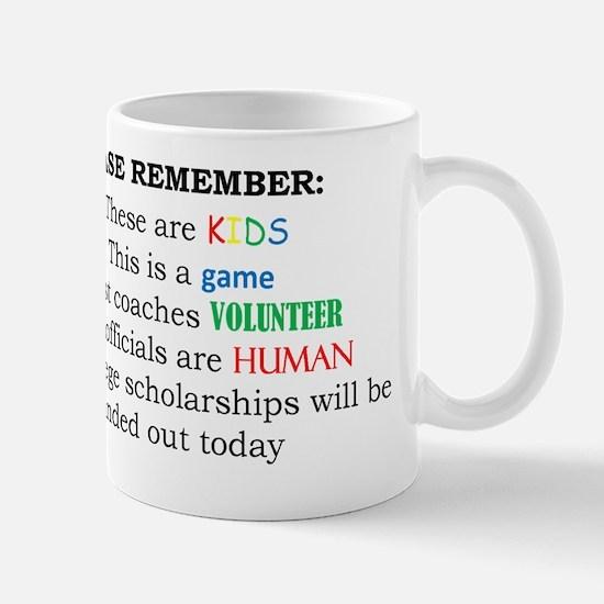 CHILL Rules Mug