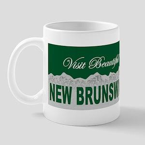 Visit Beautiful New Brunswick Mug