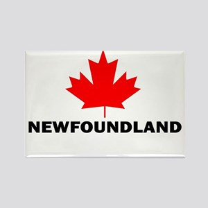 Newfoundland Rectangle Magnet