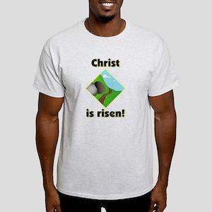 Christ is Risen Light T-Shirt