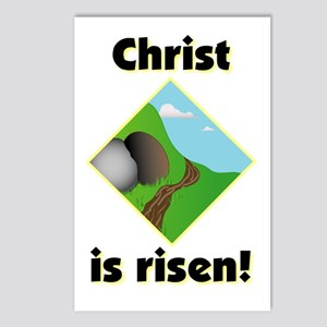 Christ is Risen Postcards (Package of 8)