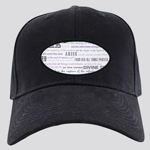 Goddess Charge 2 (purp-gray) Black Cap