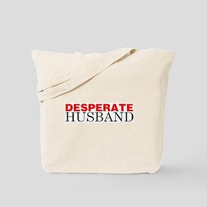 Desperate Husband Tote Bag