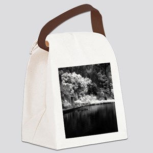 Portals of the Past Canvas Lunch Bag