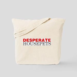 Desperate Housepets Tote Bag