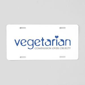 Vegetarian - Compassion Over Cruelty Aluminum Lice