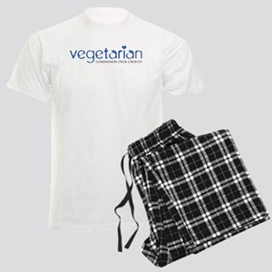 Vegetarian - Compassion Over Cruelty Men's Light P