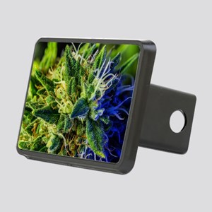 glistening trichomes Rectangular Hitch Cover