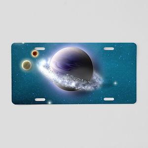 nss_Key Hanger Aluminum License Plate
