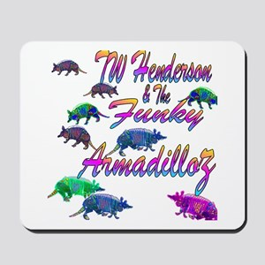 Funky Armadilloz Mousepad