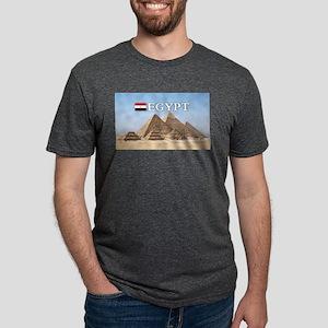 Giza Pyramids in Egyp T-Shirt