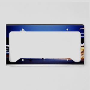 Gold Coast Waves License Plate Holder