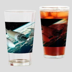 XMM-Newton telescope deployment Drinking Glass