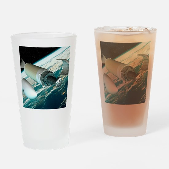 XMM-Newton telescope deployment Drinking Glass