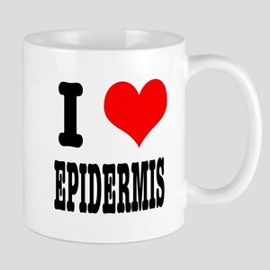 I Heart (Love) Epidermis Mug