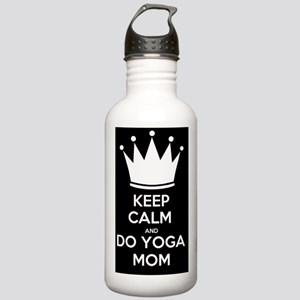 Keep Calm and Do Yoga  Stainless Water Bottle 1.0L