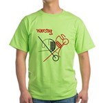 Graphic Attitude Green T-Shirt