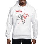 Graphic Attitude Hooded Sweatshirt