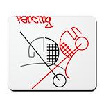 Graphic Attitude Mousepad