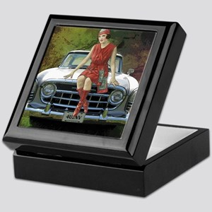 1957 Rambler Automobile Keepsake Box