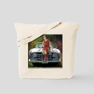 1957 Rambler Automobile Tote Bag